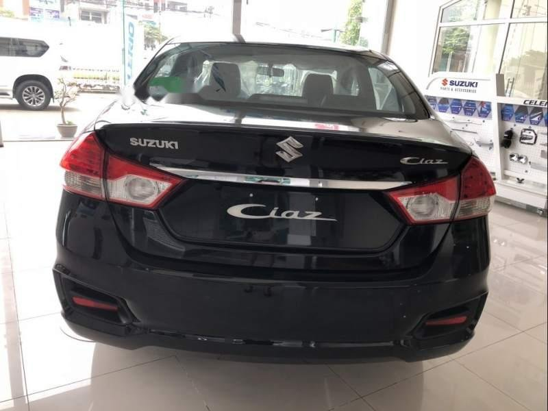 Bán ô tô Suzuki Ciaz sản xuất 2019, màu đen, xe nhập giá cạnh tranh-1