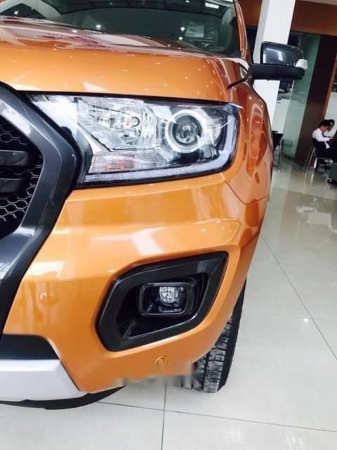 Cần bán xe Ford Ranger Wildtrak năm sản xuất 2018, xe nhập, giá tốt-1