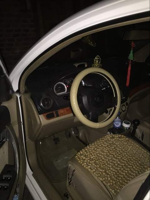 Cần bán lại xe Chevrolet Aveo 2008, màu trắng chính chủ-1