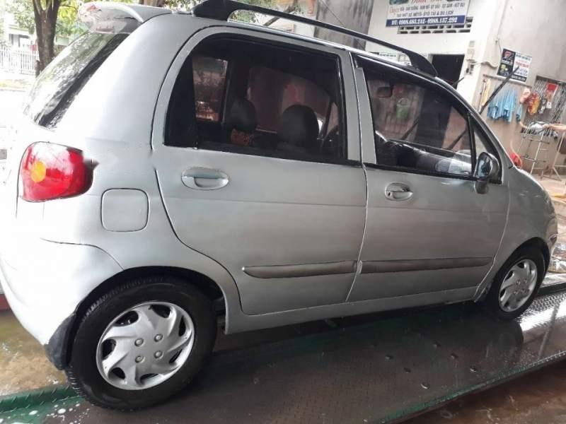 Bán Daewoo Matiz năm sản xuất 2003, màu bạc-0