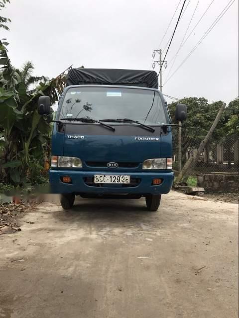 Cần bán Kia K165 năm 2016, màu xanh lam (1)