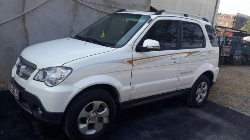 Bán ô tô Zotye Z500 năm sản xuất 2010, màu trắng, nhập khẩu nguyên chiếc, giá cạnh tranh-0