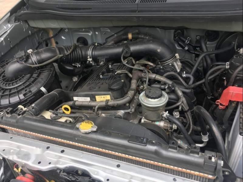 Bán Toyota Innova 2.0E đời 2014, màu bạc giá cạnh tranh-5
