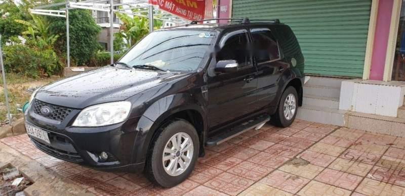 Cần bán Ford Escape sản xuất 2010, màu đen, nhập khẩu, giá 450tr-1