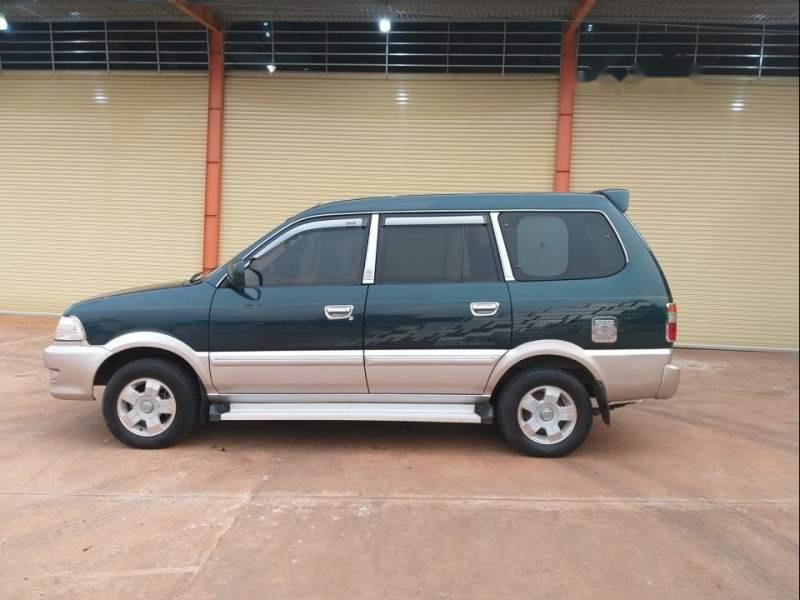 Bán ô tô Toyota Zace GL sản xuất 2003, giá 215tr-0