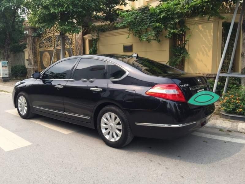 Bán Nissan Teana đời 2011, màu đen, nhập khẩu, chính chủ (3)