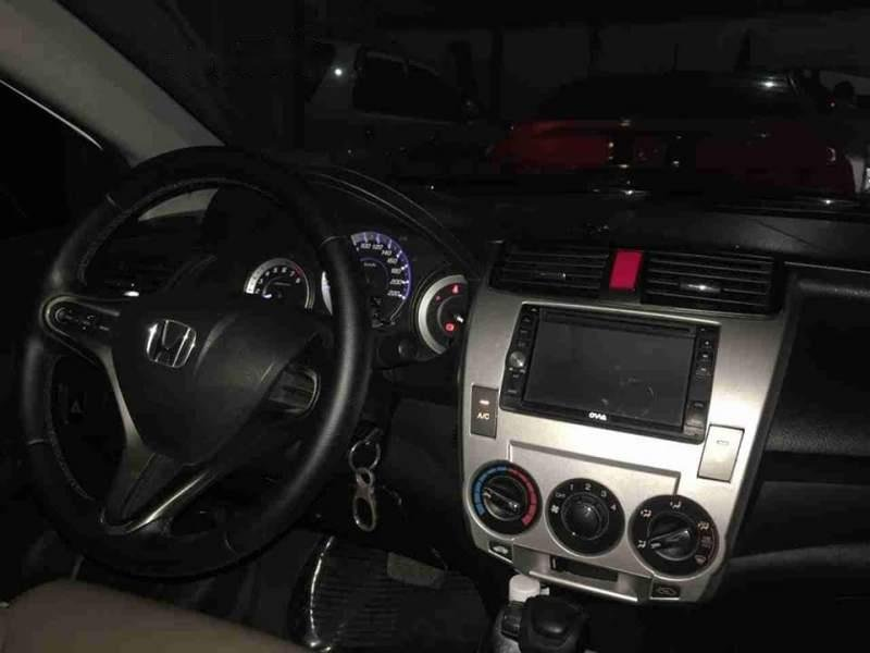 Bán xe Honda City sản xuất năm 2014, màu trắng còn mới, 410tr-3