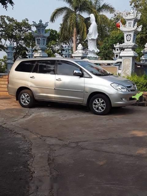 Cần bán lại xe Toyota Innova G năm sản xuất 2006, giá cạnh tranh (4)