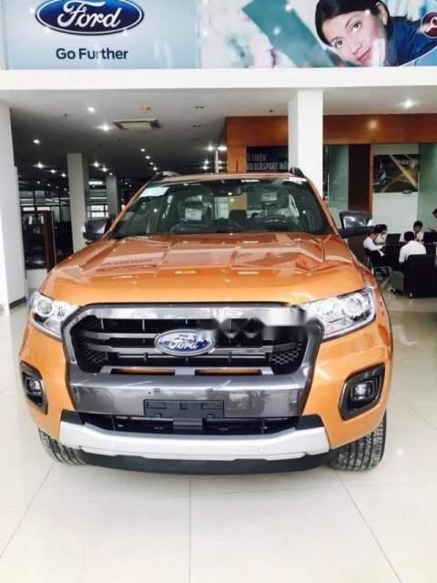 Cần bán xe Ford Ranger Wildtrak năm sản xuất 2018, xe nhập, giá tốt-3