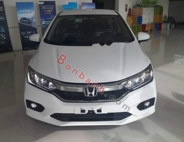 Bán xe Honda City 1.5TOP đời 2019, màu trắng (1)