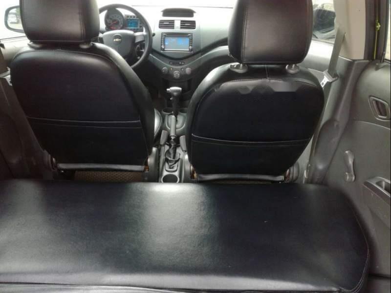 Bán xe Chevrolet Spark Van sản xuất 2012, màu xanh lục, nhập khẩu số tự động, 183 triệu-3