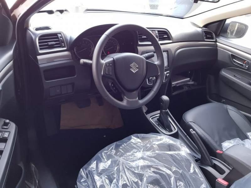 Bán Suzuki Ciaz đời 2019, màu nâu, xe nhập, giá chỉ 499 triệu-1