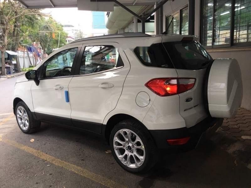 Bán Ford EcoSport đời 2019, màu trắng-2