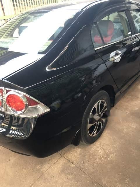 Bán Honda Civic năm sản xuất 2008, màu đen -3