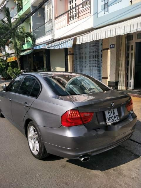 Bán gấp BMW 3 Series năm 2011, màu xám, nhập khẩu -1