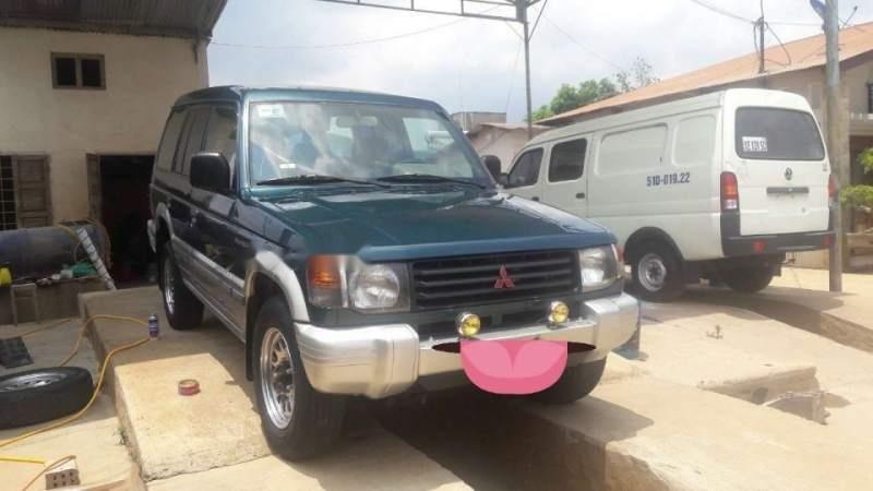 Cần bán gấp Mitsubishi Pajero sản xuất năm 2001-1
