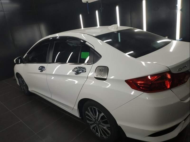 Cần bán xe cũ Honda City đời 2018, màu trắng-4
