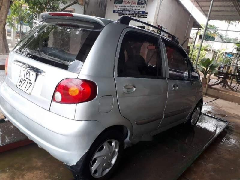 Bán Daewoo Matiz năm sản xuất 2003, màu bạc-5