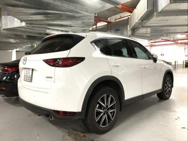 Bán Mazda CX 5 2018, màu trắng, chính chủ -2