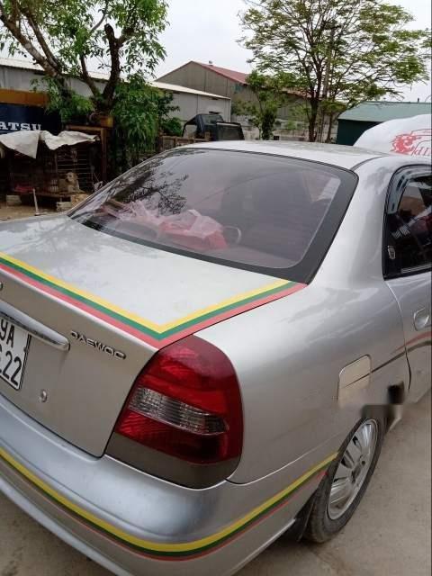 Cần bán Daewoo Nubira sản xuất 2004, màu bạc, nhập khẩu nguyên chiếc, giá tốt-0