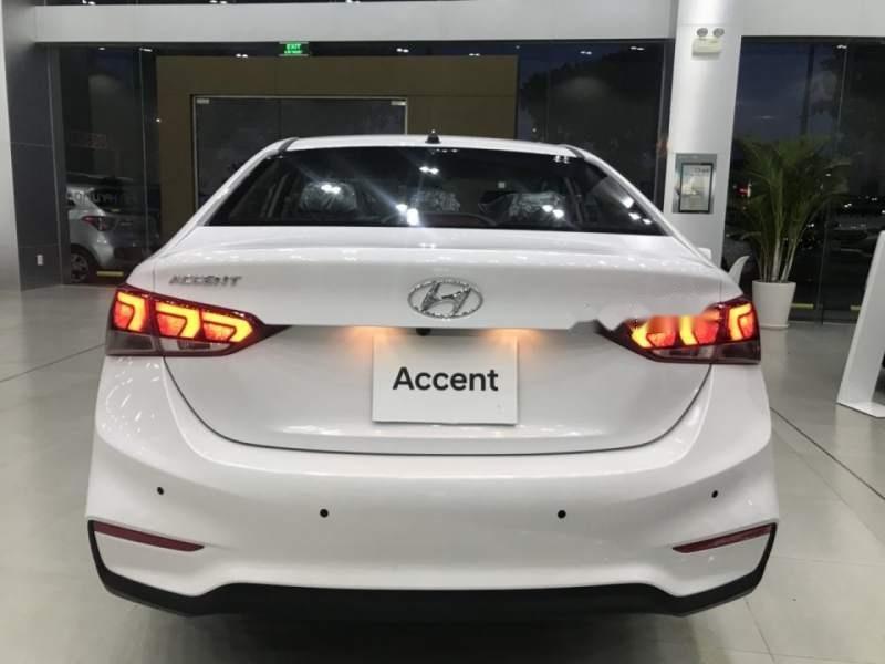 Bán xe Hyundai Accent 1.4 MT Base 2019, màu trắng, nhập khẩu, 430tr-1