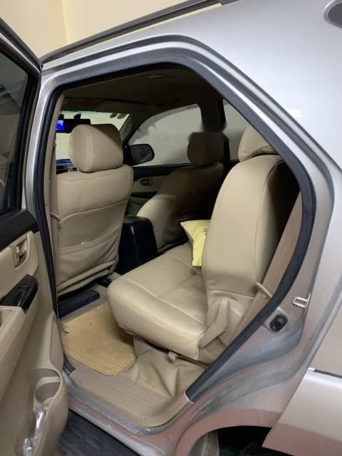 Bán Toyota Fortuner đời 2015, màu bạc xe gia đình, giá 820tr (4)