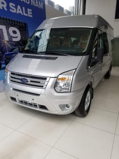 Bán Ford Transit Limited năm sản xuất 2019, màu bạc-0