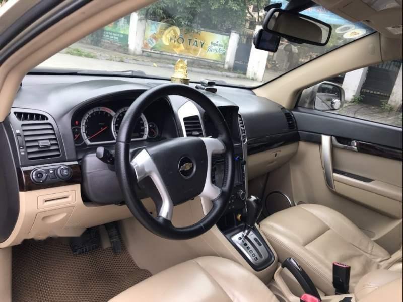 Cần bán lại xe Chevrolet Captiva đời 2009, xe gia đình-4