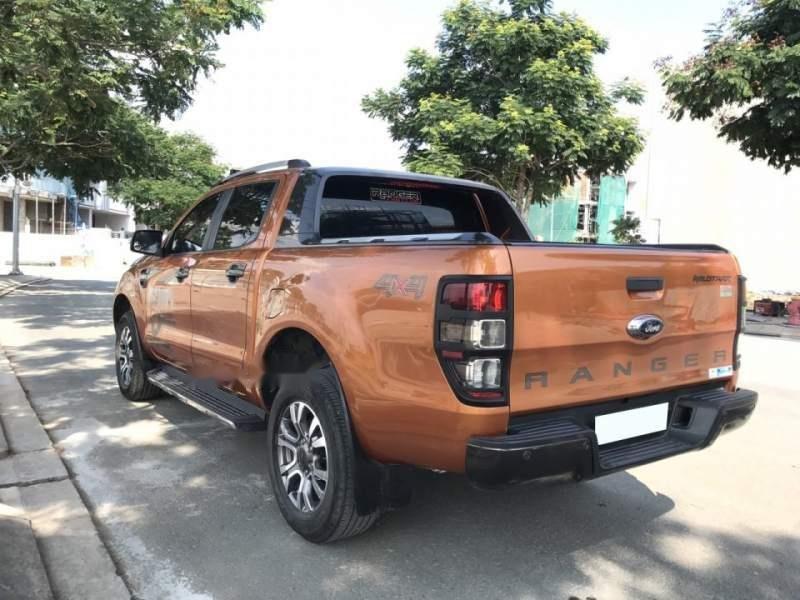 Bán Ford Ranger Wildtrak 3.2L sản xuất 2016, xe nhập, số tự động-1