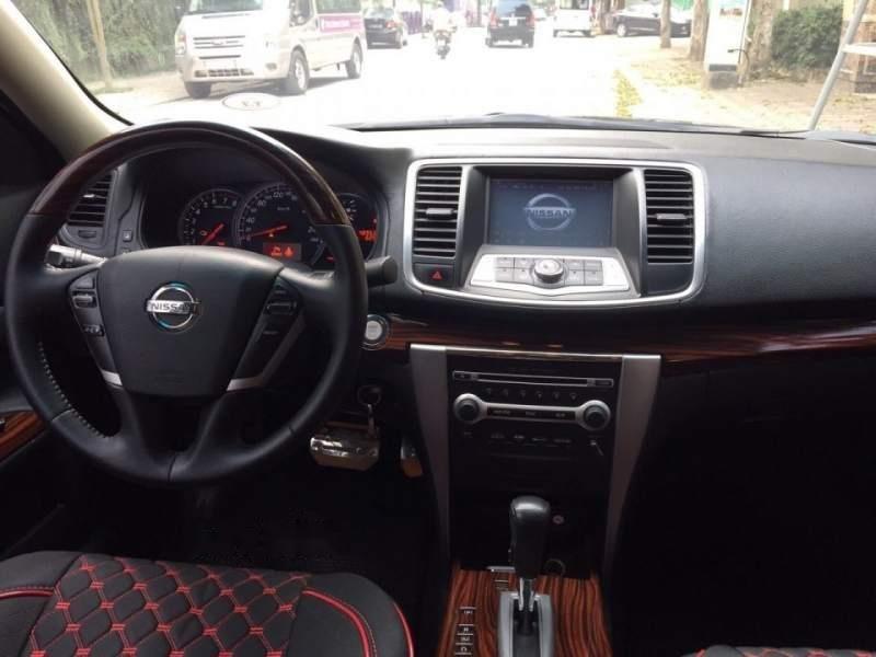 Bán Nissan Teana đời 2011, màu đen, nhập khẩu, chính chủ (6)