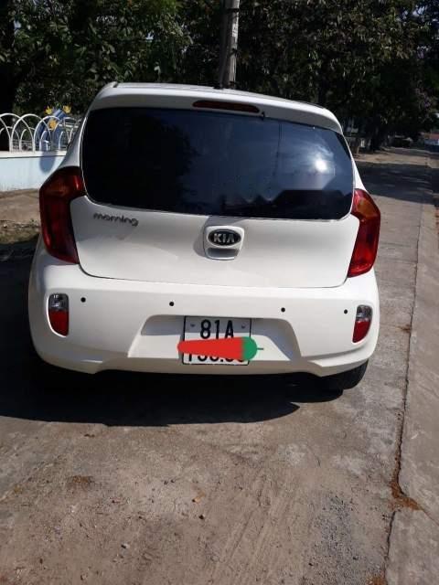 Bán Kia Morning 2014, màu trắng, xe nhập xe gia đình, 213 triệu-1