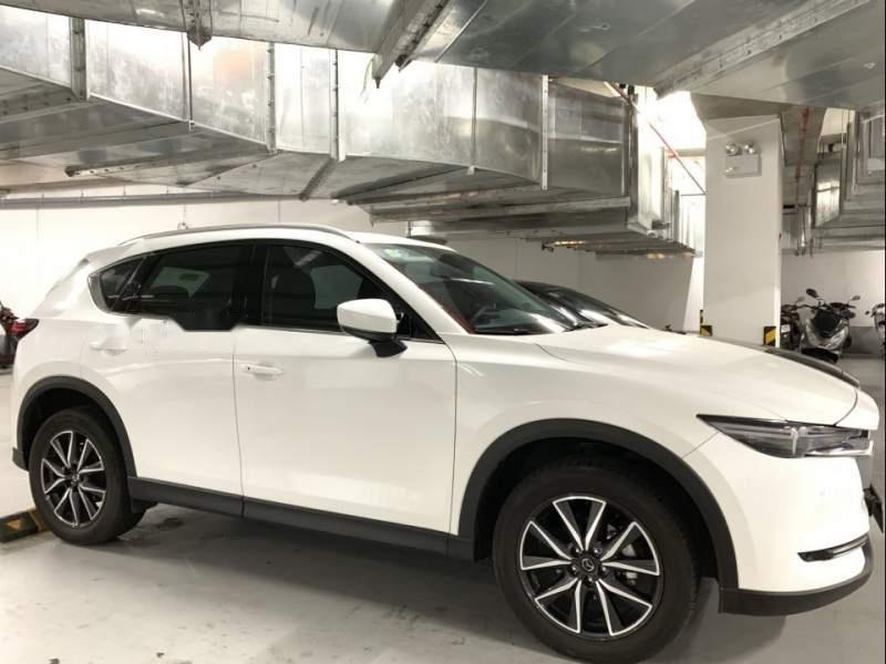Bán Mazda CX 5 2018, màu trắng, chính chủ -1