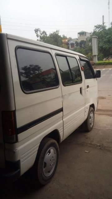 Bán Suzuki Super Carry Van đời 2005, màu trắng-1