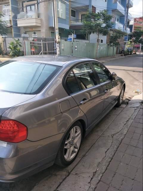 Bán gấp BMW 3 Series năm 2011, màu xám, nhập khẩu -2