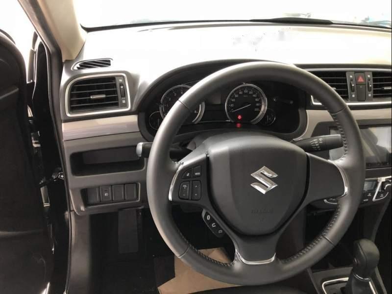Bán ô tô Suzuki Ciaz sản xuất 2019, màu đen, xe nhập giá cạnh tranh-3