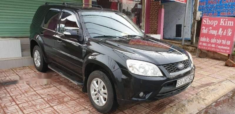 Cần bán Ford Escape sản xuất 2010, màu đen, nhập khẩu, giá 450tr-0