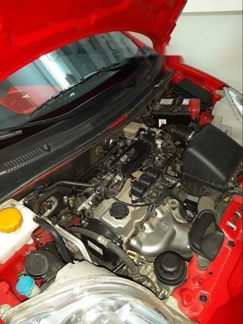 Bán Chevrolet Spark Van đời 2014, màu đỏ, nhập khẩu  -1