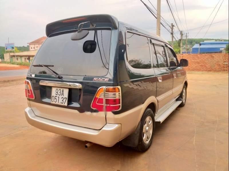 Bán ô tô Toyota Zace GL sản xuất 2003, giá 215tr-3