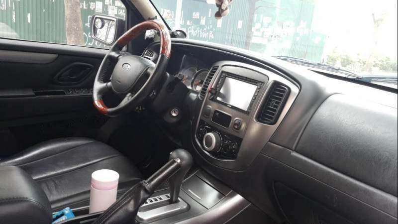 Bán Ford Escape 2.3 XLS đời 2009, màu đen, nhập khẩu  -5