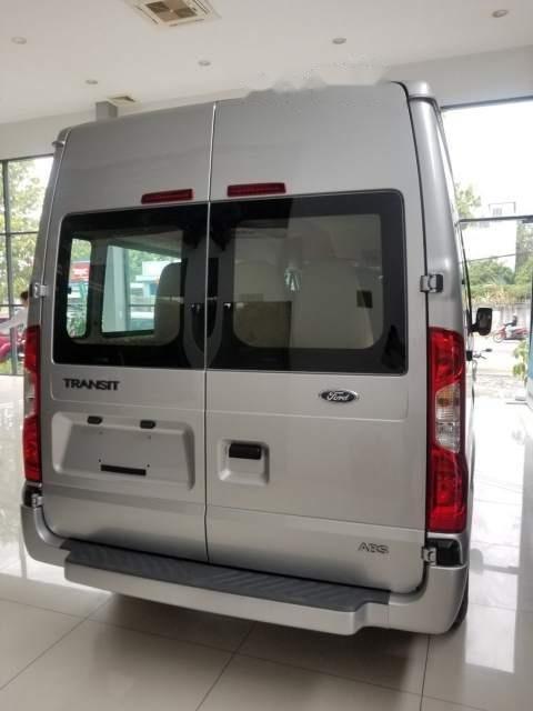Bán Ford Transit Limited năm sản xuất 2019, màu bạc-1