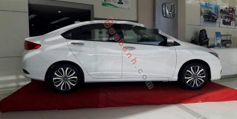Bán xe Honda City 1.5TOP đời 2019, màu trắng (2)