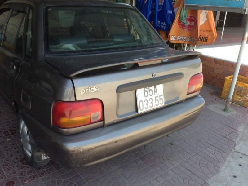 Bán ô tô Kia Pride đời 1996, màu xám, nhập khẩu-1