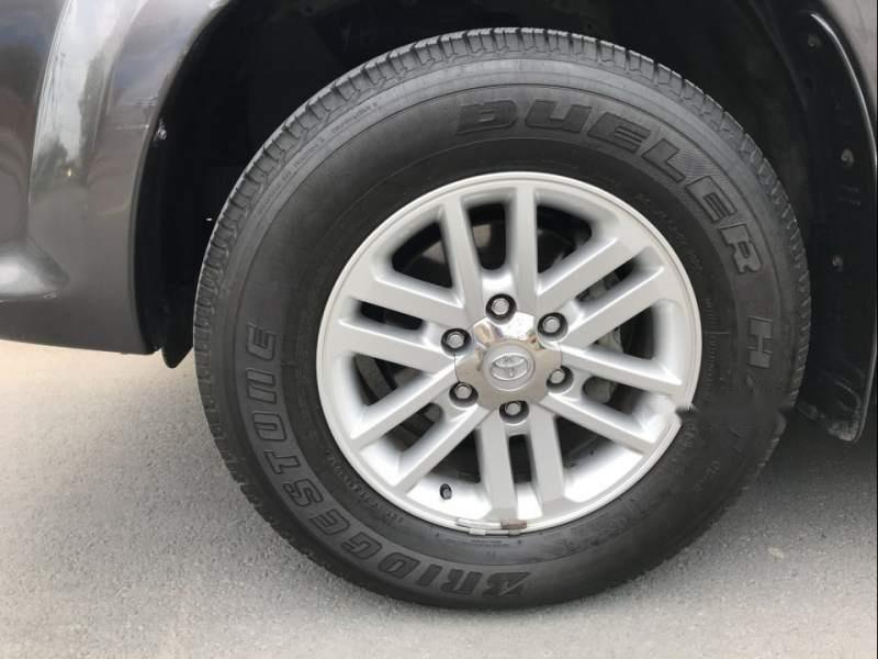 Bán Toyota Fortuner năm sản xuất 2012, chính chủ-5