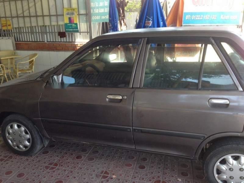 Bán ô tô Kia Pride đời 1996, màu xám, nhập khẩu-2