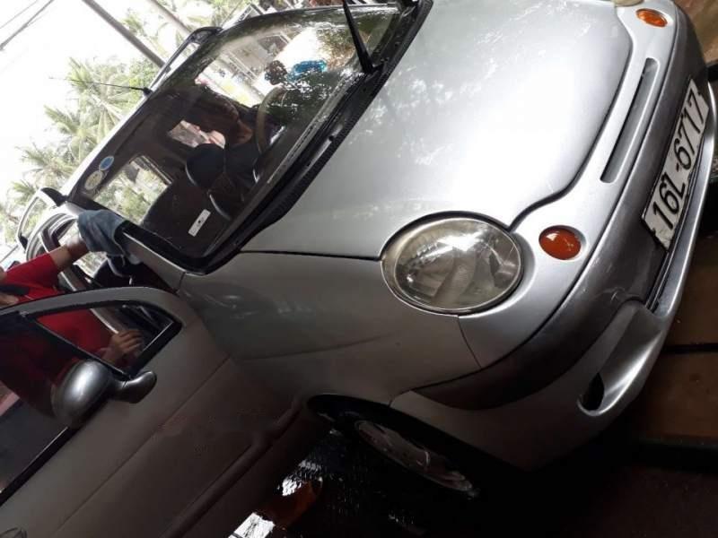 Bán Daewoo Matiz năm sản xuất 2003, màu bạc-2