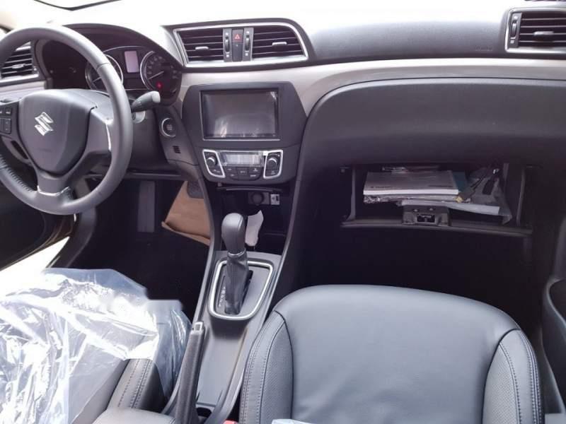 Bán Suzuki Ciaz đời 2019, màu nâu, xe nhập, giá chỉ 499 triệu-3