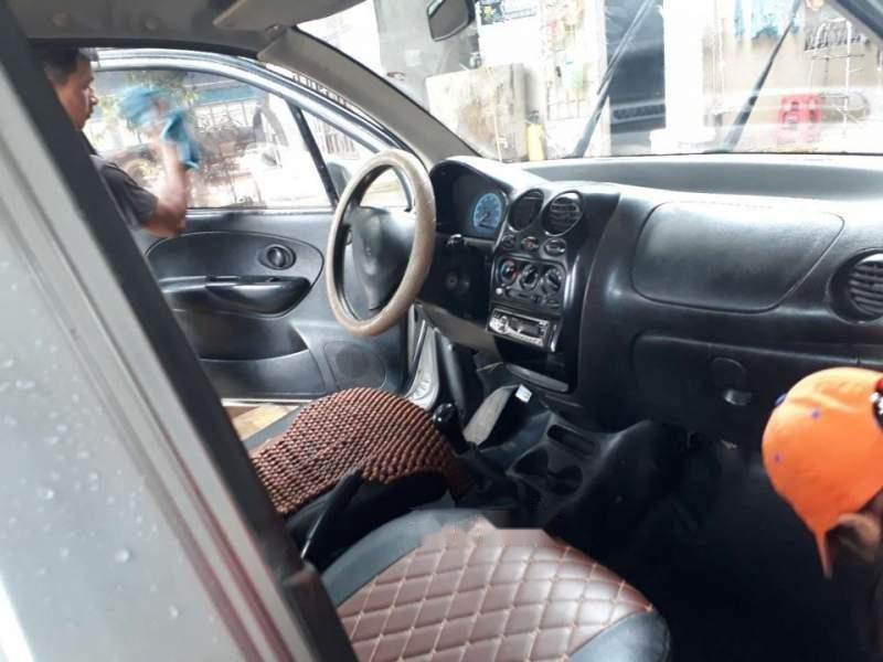 Bán Daewoo Matiz năm sản xuất 2003, màu bạc-4