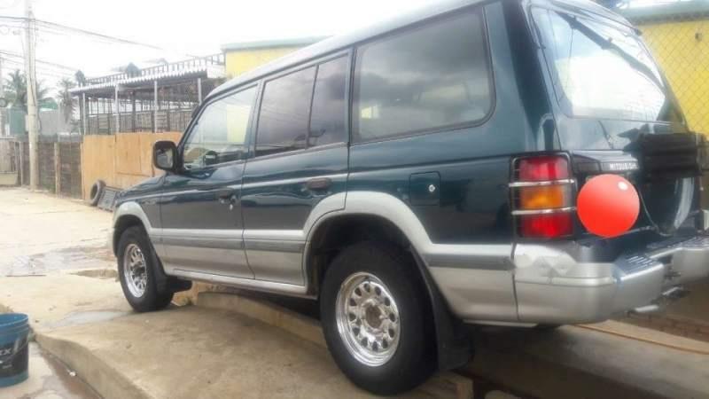 Cần bán gấp Mitsubishi Pajero sản xuất năm 2001-3