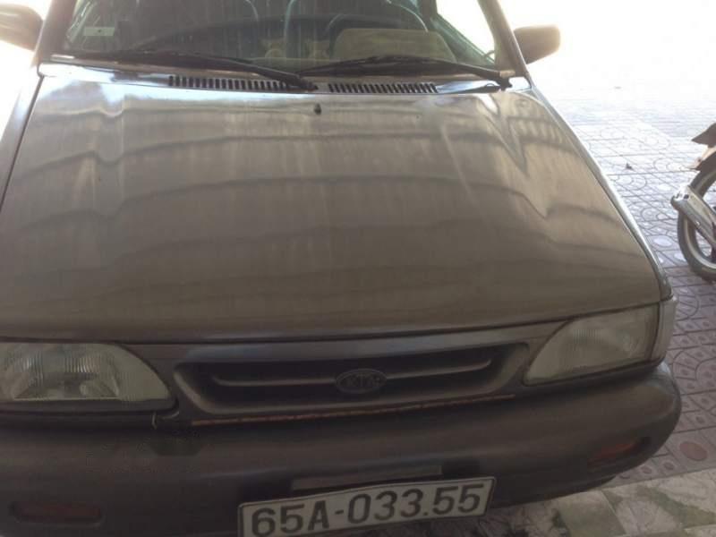 Bán ô tô Kia Pride đời 1996, màu xám, nhập khẩu-3
