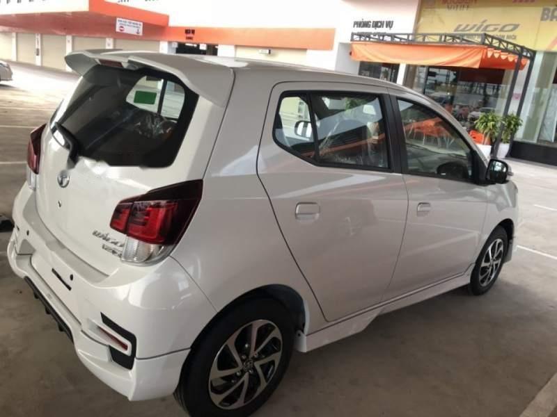 Bán Toyota Wigo 1.2AT sản xuất năm 2019, màu trắng, nhập khẩu-3